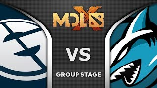 EG vs Adroit MDL Chengdu Major 2019 Highlights Dota 2