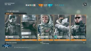 DC Clan Ranked MA15+ full rounds Rainbowsix siege