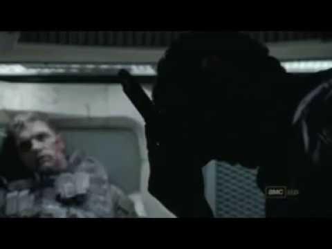 The Walking Dead Glenn Rhee First Scene In Twd In Tank With Rick