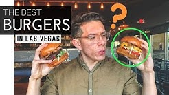 Top 5 Best Burgers in Las Vegas