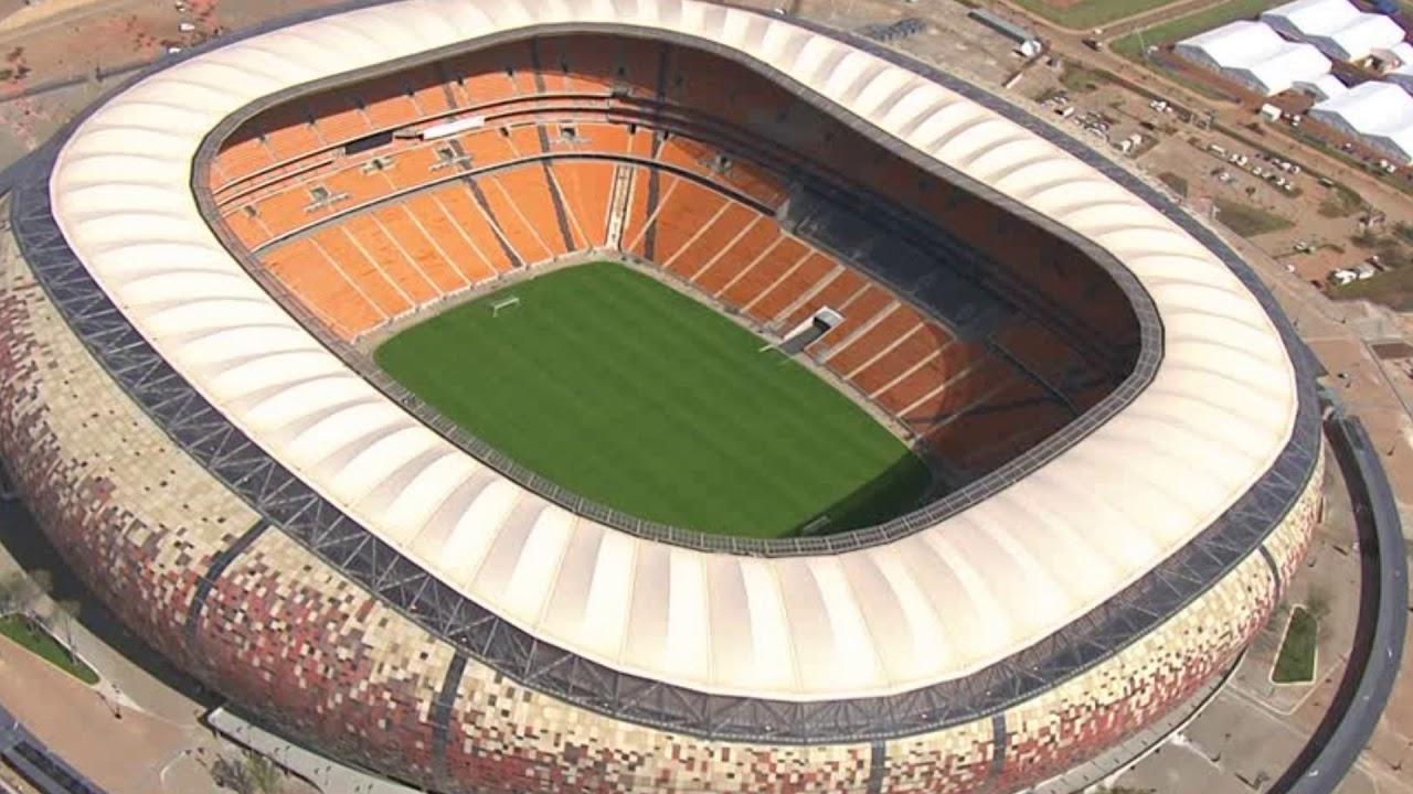 Крупнейшие Футбольные стадионы в мире.
