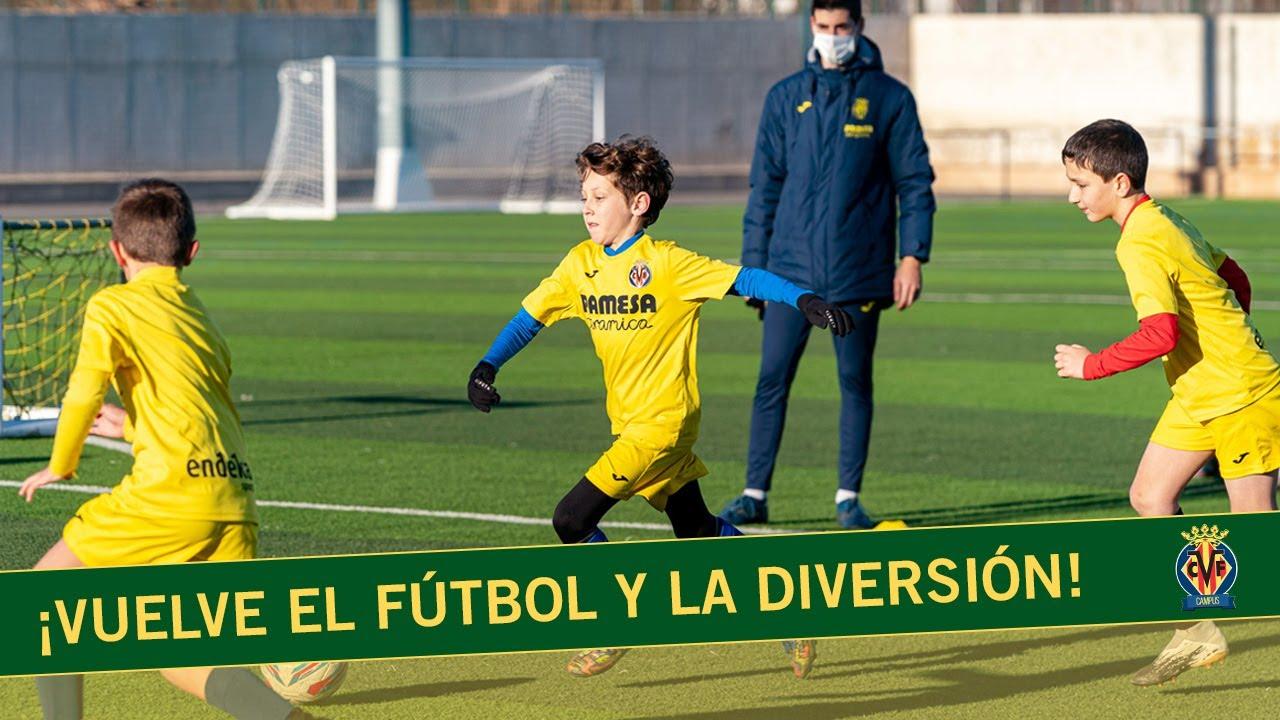 ¡Vuelve el fútbol y la diversión con el Villarreal CF!