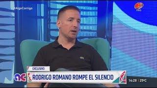 Algo Contigo - Rodrigo Romano rompe el silencio 16 de Enero de 2019