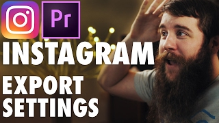 How to Export High Quality Instagram Videos in Premiere Pro CC thumbnail