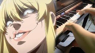 "Kakegurui OP - ""Deal with devil"" (Piano Cover) by Tia"