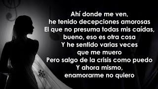 Angela Aguilar - Ahí Donde Me Ven (Letra/Lyrics)