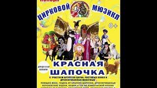 �������� ���� Реклама - Цирковой мюзикл