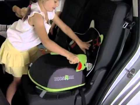BoostApak - The Back Pack Booster Seat From Trunki