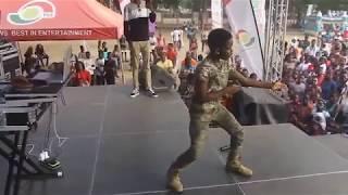 DJ Switch Ghana heat efua Sutherland