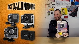 Action Cams - Actual Unboxing #16