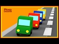 Cartoon Cars - EMERGENCY TRUCKS CHASE! Cartoons for Children - Videos for Kids - Kids Cars Cartoons!
