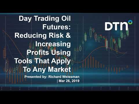 Day Trading Crude Oil Futures - Reducing Risk & Increasing Profits w/DTN