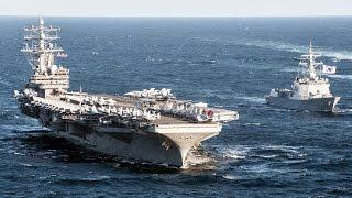 Флот США направляется к Корейскому полуострову | АМЕРИКА
