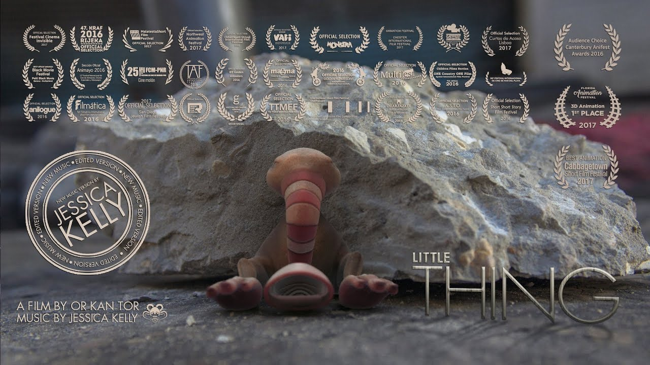 Little Thing - Animated Short Film [New Music Version]