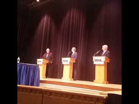 North Dakota Gubernatorial Debate
