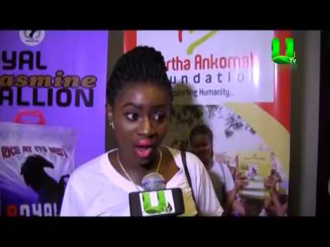 Download Martha Ankomah Foundation Launched