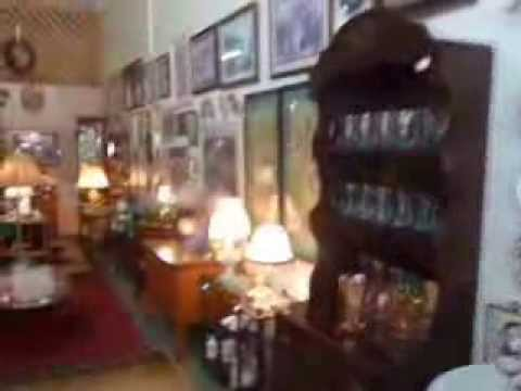 Parsley Store Antiques in Waldron Arkansas