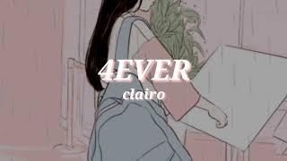 4EVER • clairo lyrics