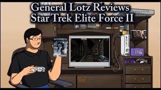 General Lotz Reviews Star Trek Elite Force II