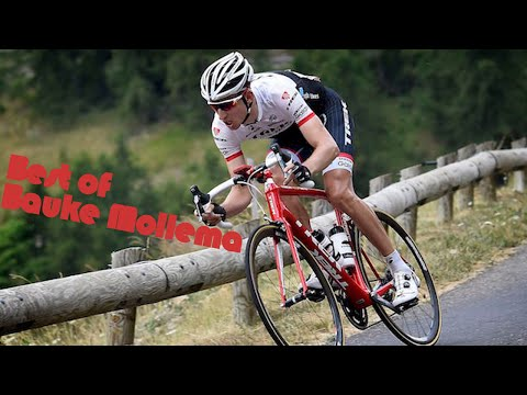 Bauke Mollema - Mollema best moments