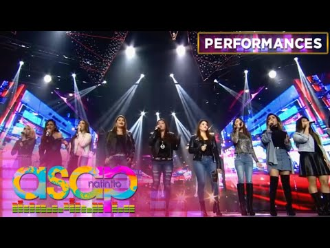 ASAP Natin 'To: Aegis versus ASAP Birit Queens versus TNT Divas on a supreme battle of voices