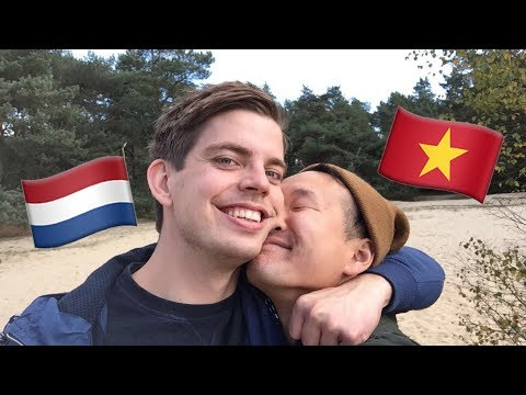 INTRODUCING MY DUTCH GAY BOYFRIEND TO VIETNAM, MY BIRTH COUNTRY | Vlog #42