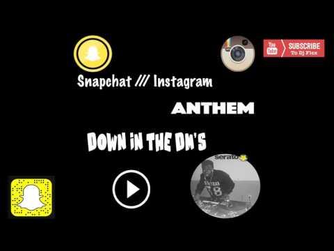 Dj Flex ~ Down In The DM Remix AfroBeat Remix (HouzeBad'Miller Edit)