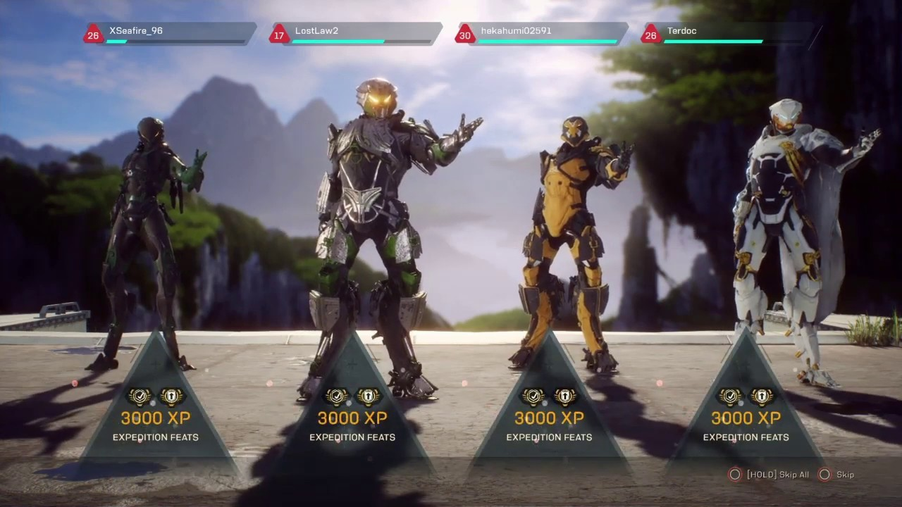 A Work Around For Bugged Quickplay Missions In Anthem Please