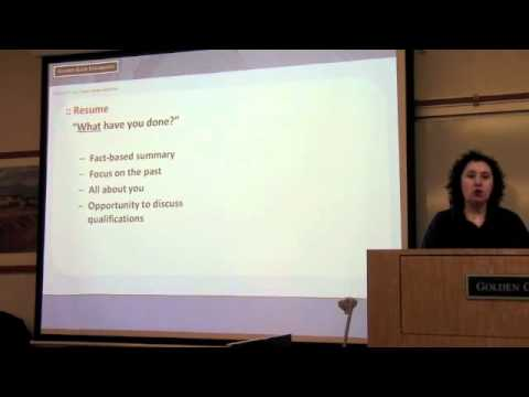 1L Resume & Cover Letter Workshop (1 of 5) - YouTube