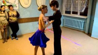 Танец любви  РУМБА