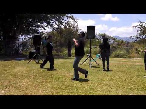 Navy Region Hawaii SAAM Flash Mob 2013