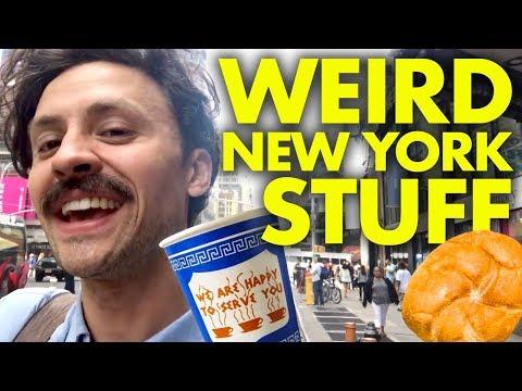 Weird New York/East Coast Stuff