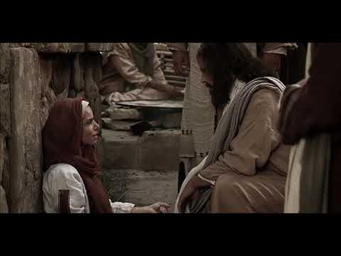Jesus Heals a Woman of Faith