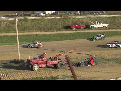 Brushcreek Motorsports Complex | 11/3/19 | Legends | Feature