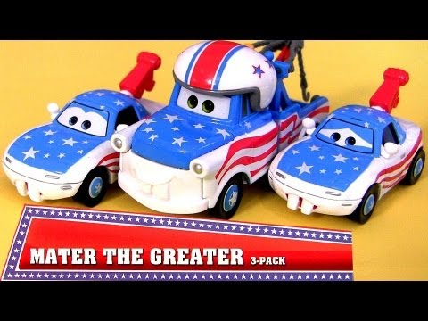 New 2013 Mater The Greater Toys Cars Toon With Mater S Fan