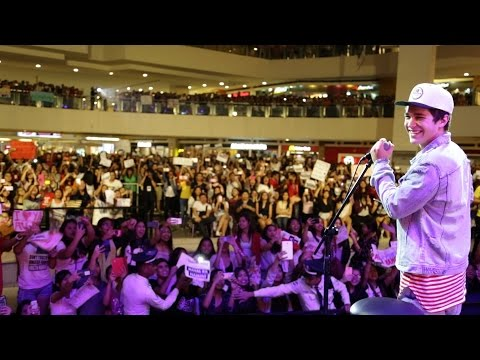 Austin in Asia Part 1: Austin Heads to the Philippines|Robert sings Karaoke