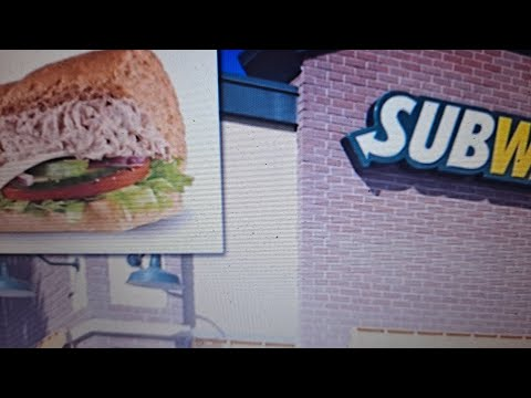 Subway is being Sued For Imitation Tuna wow ?