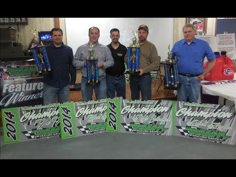 2014 McKean County Raceway Banquet