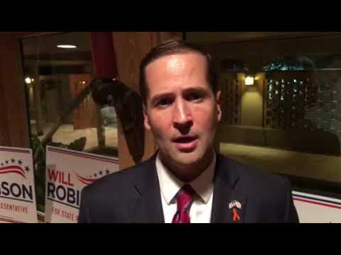 State House District 71: Republican Will Robinson Wins