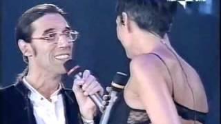 """Video Anna Oxa & Andrea Parodi - """"Non potho reposare"""" (A Diosa) (T0rn0 s@b@t0 2001) download MP3, 3GP, MP4, WEBM, AVI, FLV November 2018"""