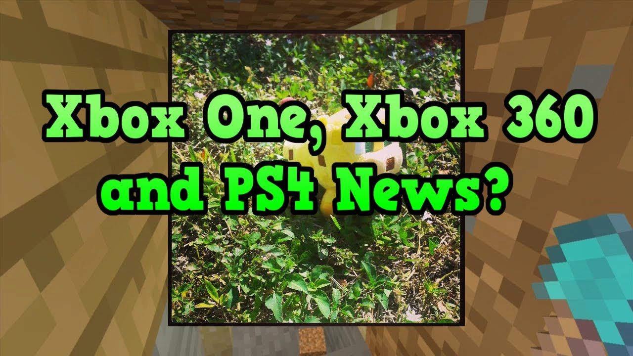 Minecraft Xbox One Ps4 Servers Or Mods And Movie News