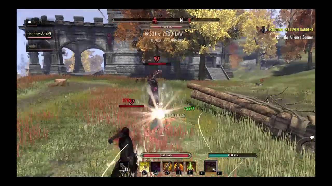 Wood elf deltia gaming