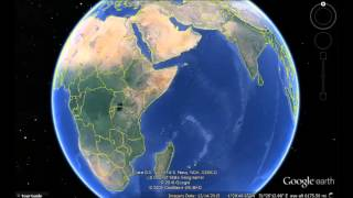 Kenya Google Earth View Free HD Video