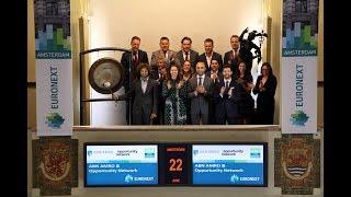 ABN AMRO en Opportunity Network openen handelsdag in het kader van strategische samenwerking