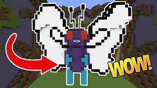AMAZING POKEMON!!! (Minecraft Build Battle)