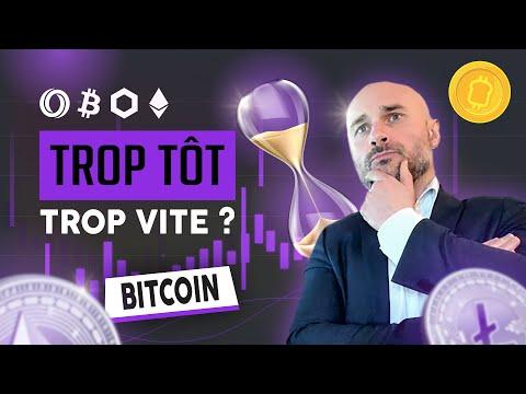 BITCOIN (BTC) : FAIRE SAUTER LE BOUCHON DES 50 000 $ - L'Analyse Technique de Vincent Ganne
