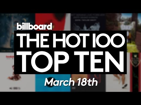 Early Release! Billboard Hot 100 Top 10 March 18th 2017 Countdown | Official