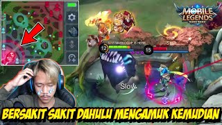 EPIC COMEBACK ALDOUS WALAUPUN TERTINGGAL 20 POINT KILL DARI MUSUH - Mobile legends