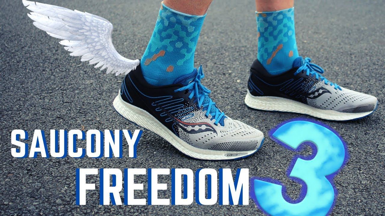 Saucony Freedom 3 First Run | What more
