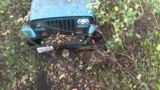 94 Jeep YJ Barn Find
